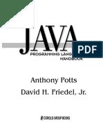 Java Programming Language Handbook 2