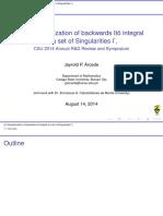 CSU R&D 2014 Presentation_Arcede