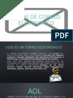 Tipos de Correo Electrónico