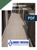 Waterproofing Balconies Information.pdf