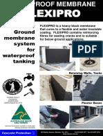 FLEXIPRO - Brochure