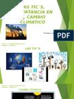 LAS TIC`S Y EL MEDIO AMBIENTE(1)