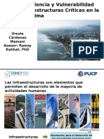 Infraestructura Crítica e Interdependencia