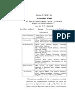 WP 5406-11 LHCL 50% Allowance Case