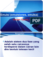 4.Emulsi