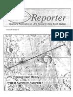 UFO Reporter - Volume 4, Number 4 (December 1995)