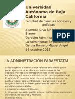 Esposicion Derecho Administrativo