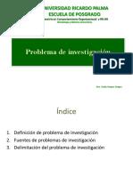 1.4 Problema de Investigacion