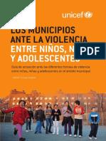 CAI Municipios y Violencia Unicef