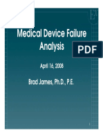 Med Device Failure an Alys s Jsu