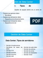 FIIS Topicos 2 Gestion de Data Center S4