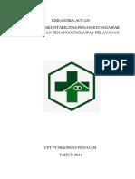 Kerangka Acuan Penilaian Akuntabilitas Pj Prog & Pj Pelayanan