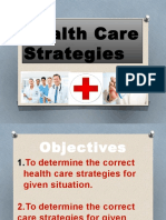 Health Care Strategies