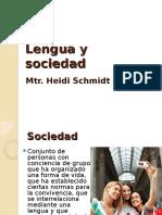 Lengua y Sociedad-Variedades