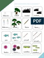 PLURALES-Singulares Acabados en Consonante e Invariables