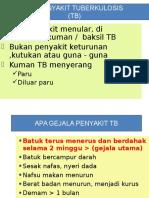 Penyuluhan TB Di Sekolah
