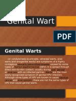 Genital Wart