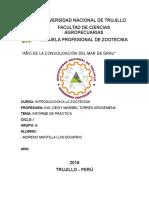 Informe de Introducción a La Zootecnia Santa Cecialia