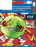Principles for Promoting Quality in Inclusive Education Recommendations for Practice Keyprinciples Rec PT