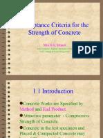 Acceptance Criteria Presentation