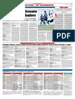 Corriere dello Sport Roma 28-11-2016 - Calcio Lega Pro - Pag.1