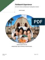 fieldwork edu 511