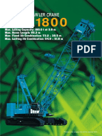 Kobelco CKE1800 Manual