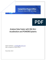 Cpo - Analyze Data Faster With Db2 Blu on Power v7.9