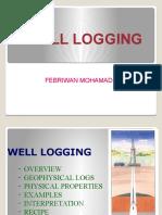 Well Logging 2015[1]
