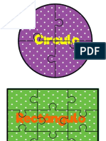 Rompe Cabezas Figuras Geometricas