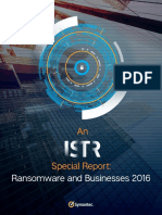 Ransomware and Businesses