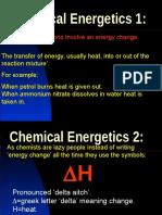 Energy Change 2