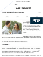5 Verbal Red Flags That Signal Deception _ Psychology Today