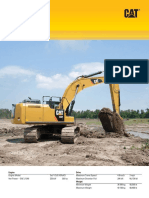 Caterpillar 336F Manual