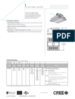 304 Series Parking Structure - 5M DM Spec Sheet
