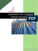 Guidelines for Deck Cracks