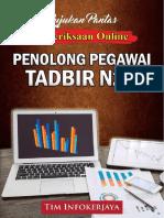 Preview Soalan Exam Penolong Pegawai Tadbir