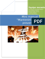 minimanual mantenimineto preventivo