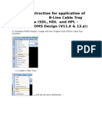 PDMS Design Usage-Of-Catalog Data 116&12x 20130724