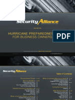 Security Alliance | Complete Security Solutions | Hurricane Preparedness Plan Presentation