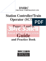 Safalta.com - DMRC Station Controller/Train Operator Guide English