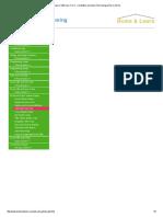 Design a VBA User Form - ComboBox and Open File Dialogue Box Controls