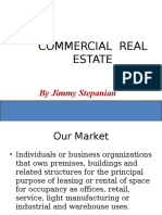 Commercial Realestate Ideas by Jimmy Stepanian