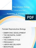 Female Reproductive Biology