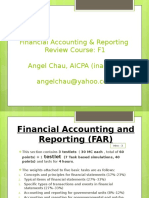 Financial Reporting Course (Scrib)