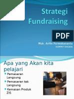 Strategi Fundraising