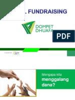 Teknik Fundraising
