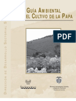 Guia Ambiental Para El Cultivo de La Papa