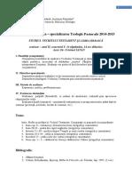 Iatan C - VT TP II 2014-2015 Sem 1 Seminar