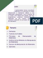factores de distribucion de planta